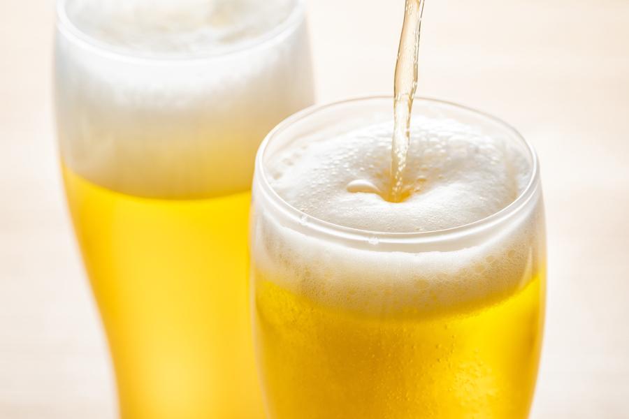 アルコールを摂取したときには、ツボを刺激するのは控えましょう