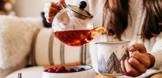 ダイエットの水分って紅茶でも大丈夫?