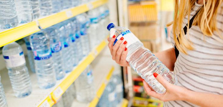 ダイエットの水分は軟水と硬水どっちが良いの?