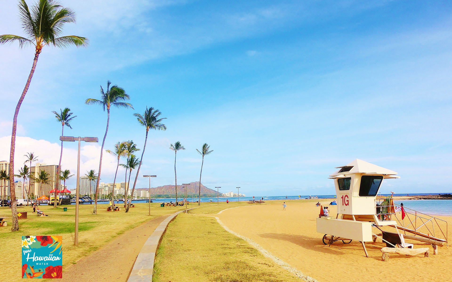 Hawaii Wallpapers ピュアハワイアン